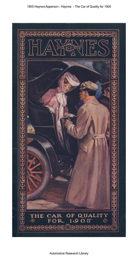 1905 Haynes Apperson   The Car of Quality (31pgs)