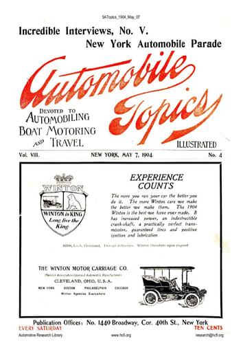 Auto Topics | 1904 May 07