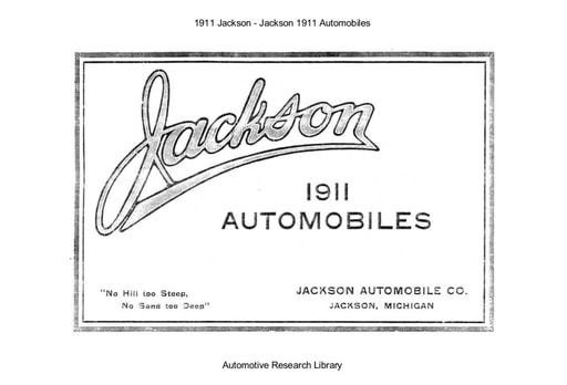 1911 Jackson (16pgs)