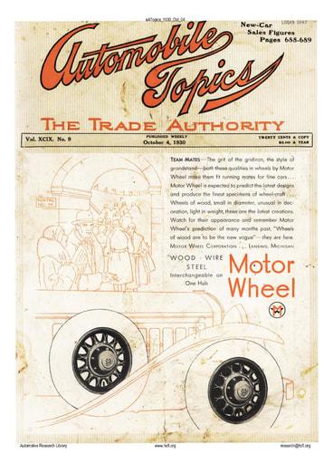 Auto Topics | 1930 Oct 04