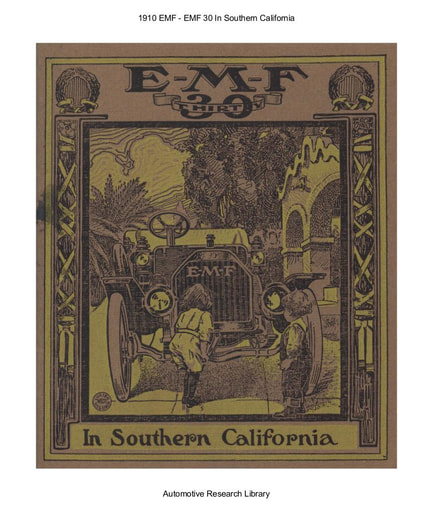 1910 EMF   30 In Southern California (26pgs)