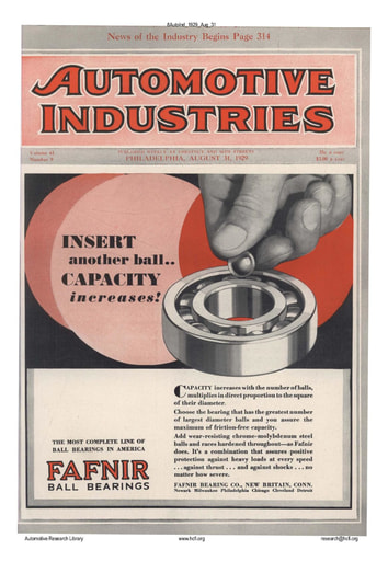 Auto Industries 1929 08 31