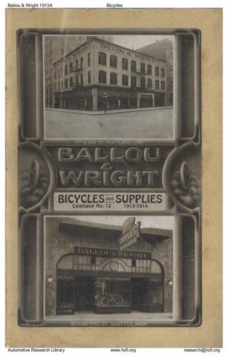 1913 Ballou & Wright