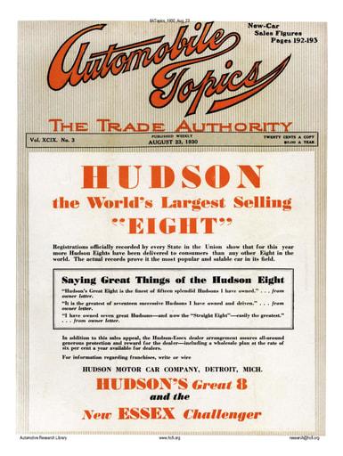 Auto Topics | 1930 Aug 23