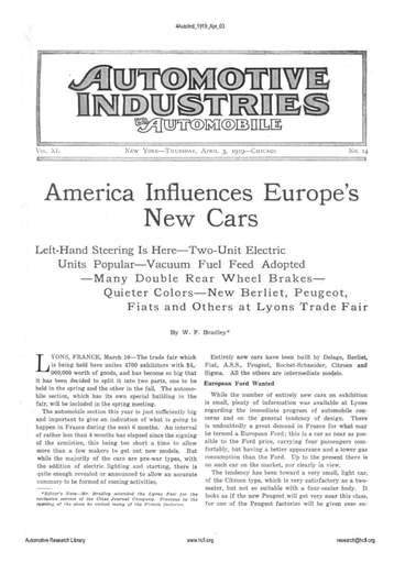 Auto Industries 1919 04 03