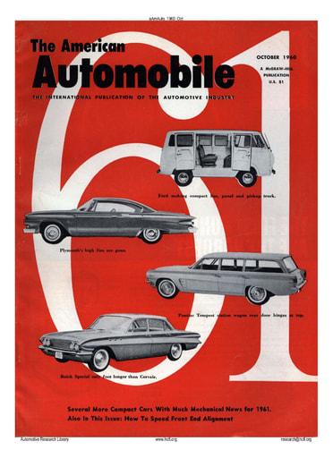 American Automobile | 1960 Oct