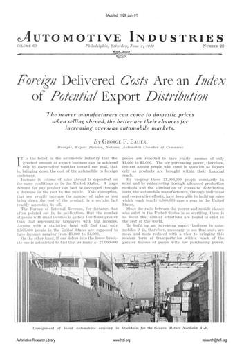 Auto Industries 1929 06 01