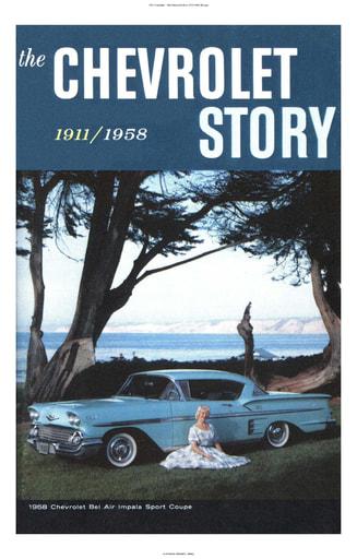 1911 Chevrolet   The Chevrolet Story 1911 1958 (60pgs)