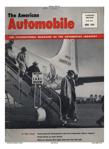 American Automobile | 1959 Apr