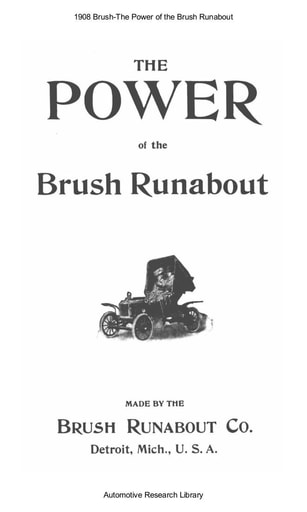 1908 Brush   The Power of (16pgs)