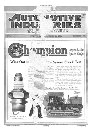 Auto Industries 1919 02 13