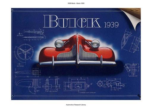 1939 Buick (36pgs)