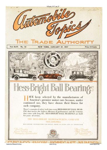 Auto Topics | 1917 Jan 27