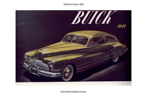 1942 Buick (8pgs)