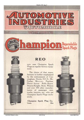 Auto Industries 1921 08 11