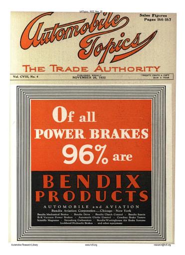 Auto Topics | 1932 Nov 26