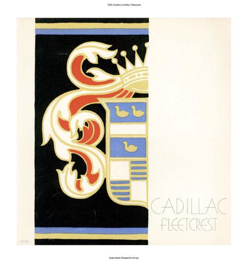 1930 Cadillac   Fleetcrest (4pgs)