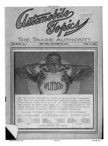 Auto Topics | 1914 Dec 26