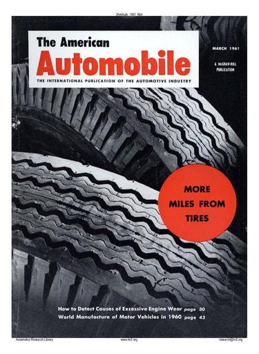American Automobile | 1961 Mar