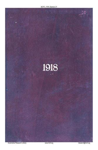 CATJ 1918 13 Special