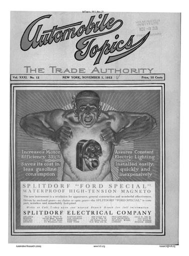 Auto Topics | 1913 Nov 01