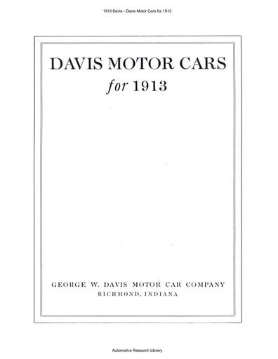 1913 Davis (13pgs)