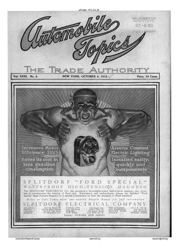 Auto Topics | 1913 Oct 04