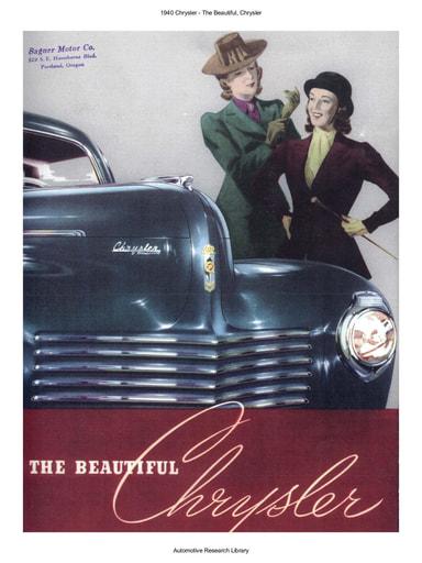 1940 Chrysler   The Beautiful (9pgs)