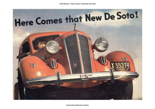 1935 Desoto   Here Comes That New (24pgs)
