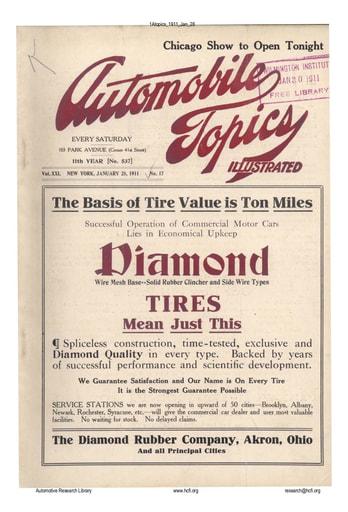 Auto Topics | 1911 Jan 28