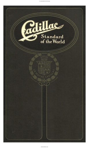 1914 Cadillac   Standard of the World (33pgs)