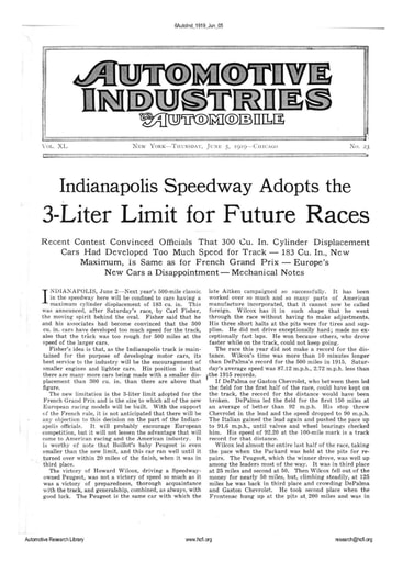 Auto Industries 1919 06 05