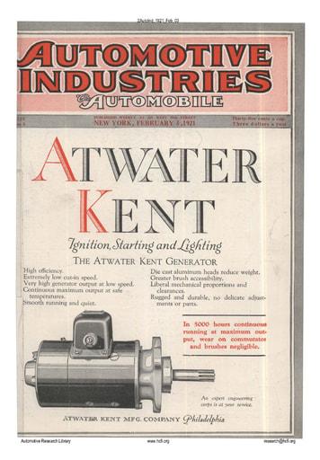 Auto Industries 1921 02 03