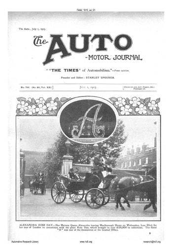 Auto Motor Journal | 1915 Jul 01