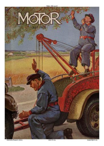 Motor 1938 07