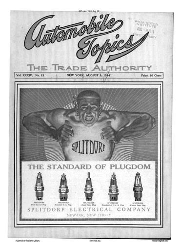 Auto Topics | 1914 Aug 08