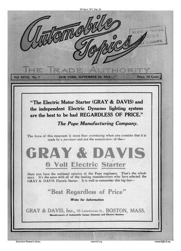 Auto Topics | 1912 Sep 28