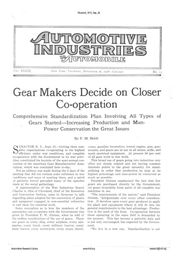 Auto Industries 1918 09 26