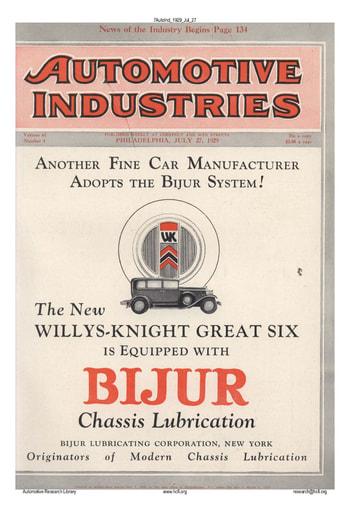 Auto Industries 1929 07 27