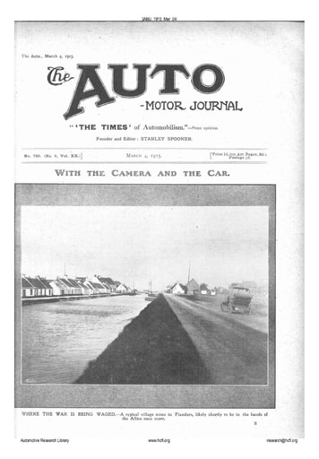 Auto Motor Journal | 1915 Mar 04