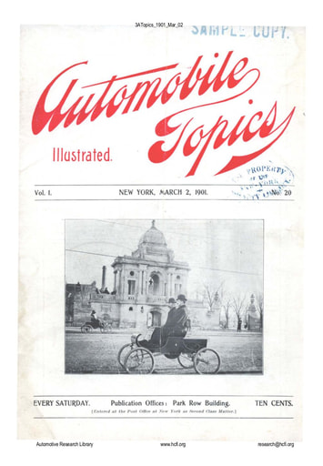 Auto Topics | 1901 Mar 02