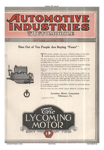 Auto Industries 1921 08 04