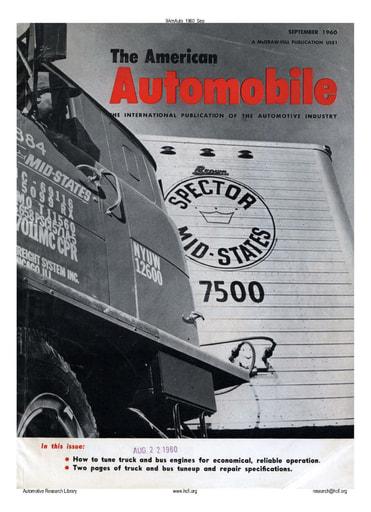 American Automobile | 1960 Sep