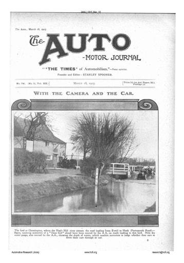 Auto Motor Journal | 1915 Mar 18