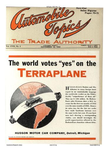 Auto Topics   1932 Nov 12