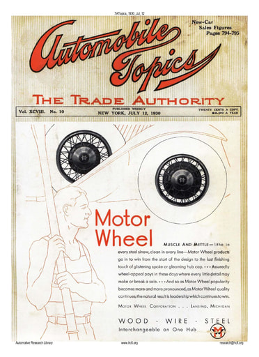 Auto Topics | 1930 Jul 12