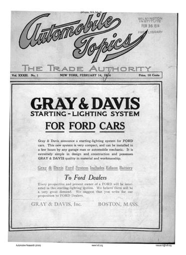Auto Topics | 1914 Feb 14