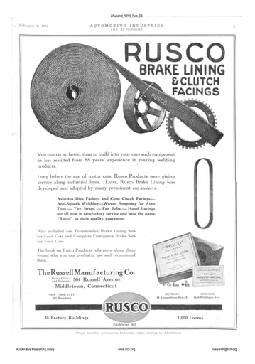 Auto Industries 1919 02 06