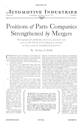Auto Industries 1928 07 28