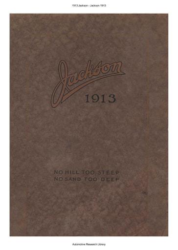 1913 Jackson (17pgs)